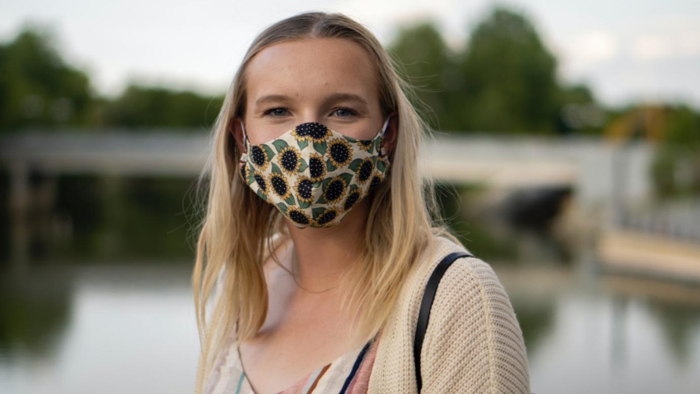 actie: Maak zelf een mondmasker