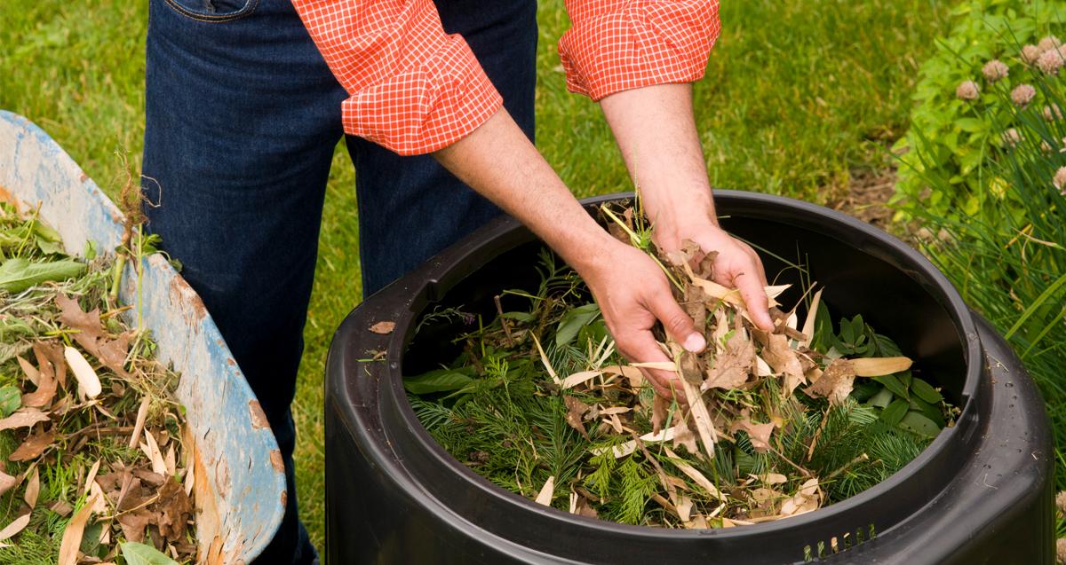 Actie: Start met composteren