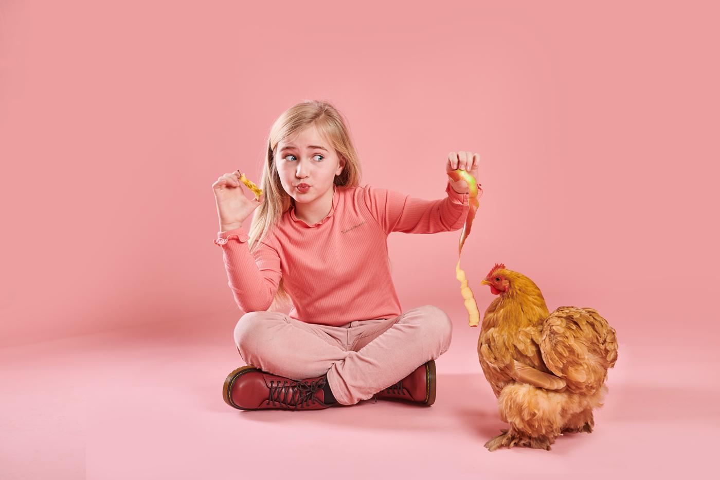 Actie: Start met kippen