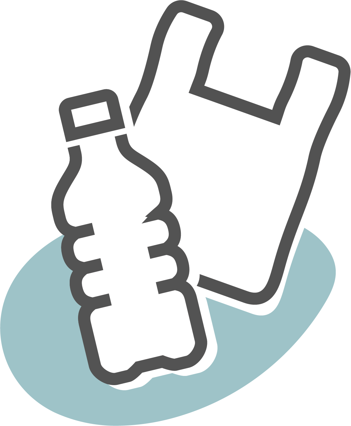 Trader icon: Breng zelf potjes mee
