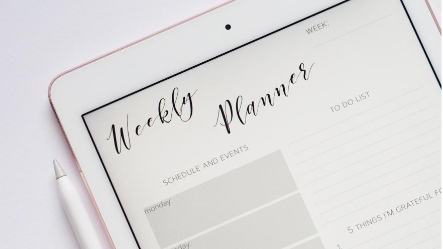 Actie: Plan je weekmenu 24 juni