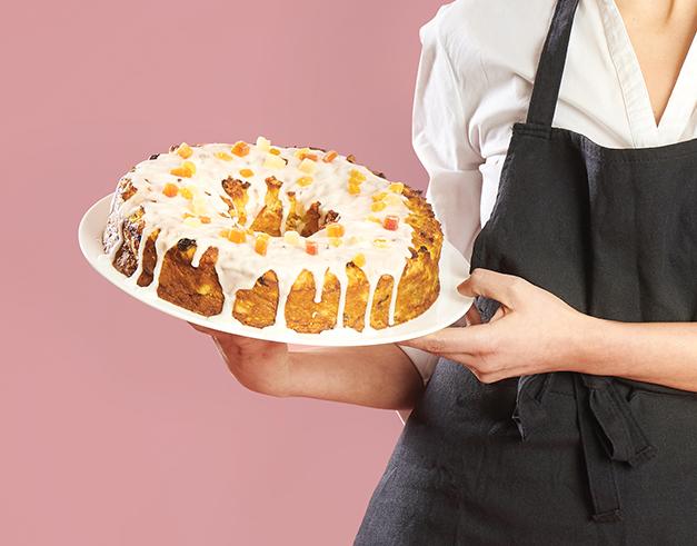 Infotheek: Broodpudding de luxe